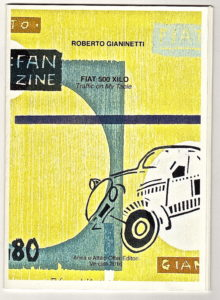 cover - fanzine